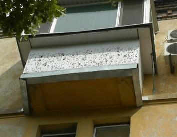 Как обшить балкон пластиком: сколько стоит (видео) - кривой .